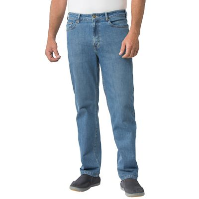 Relaxed Fit Travel Jeans