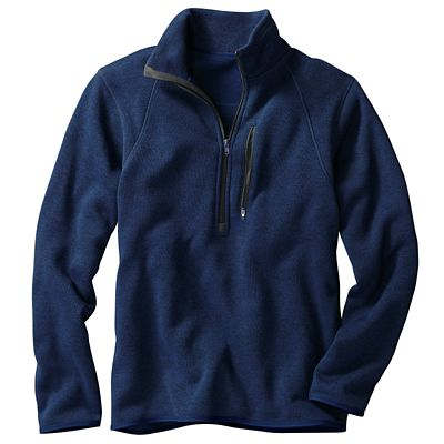 Ultimate Quarter-Zip Sweater