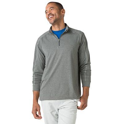 Men's Brighton Quarter-Zip Pullover