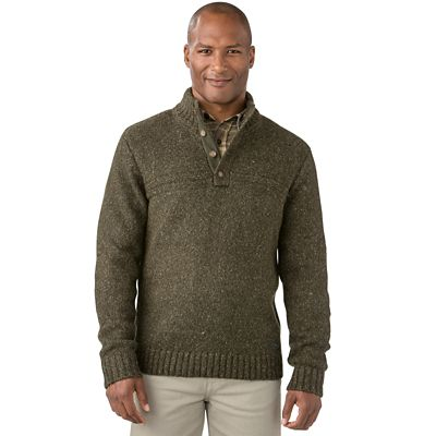 Royal Robbins Sequoia Mock Sweater