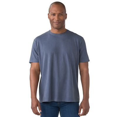 Garment-Dyed Cotton Tee