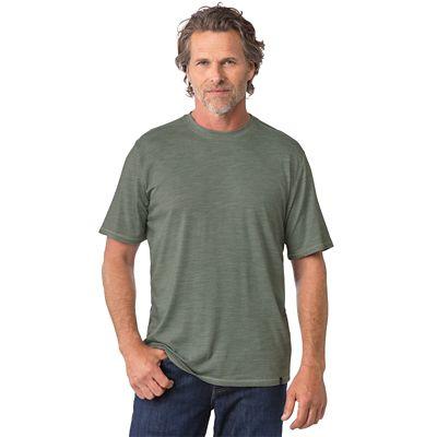 Royal Robbins Go Everywhere Merino Crewneck T-Shirt