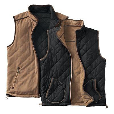 Killarney Reversible Vest