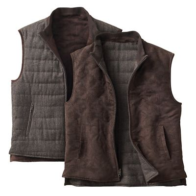 Campbell Reversible Vest
