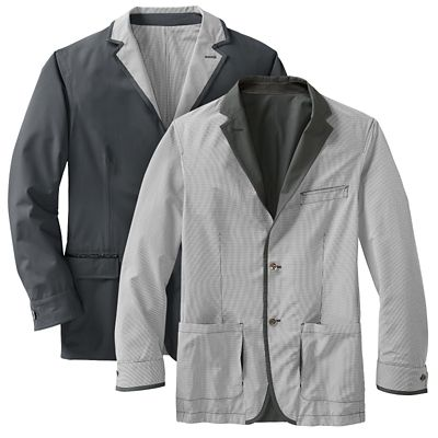 Reversible Travel Blazer