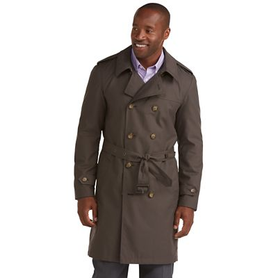 Highlands 2-in-1 Trench Raincoat