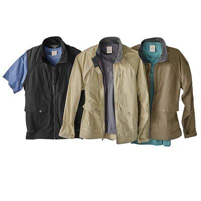 Men's ExOfficio Round-Trip Convertible Jacket