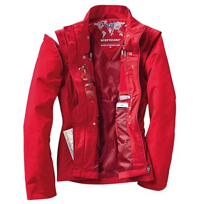 Women's SCOTTeVEST Sterling Jacket