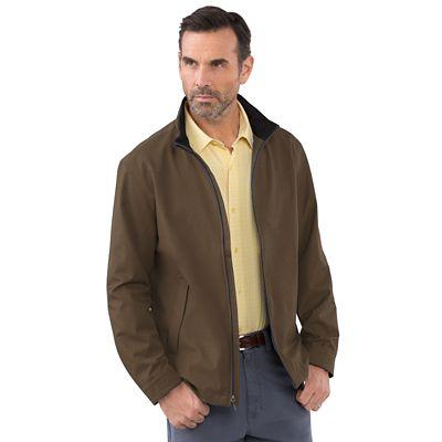 Men's Waterproof Bomber Jacket