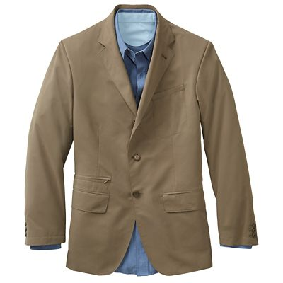 Men's Frequent Flier Blazer