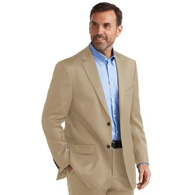 RFID-Blocking Washable Wool Sport Coat