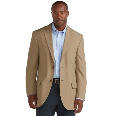 RFID-Blocking Tropical Microfiber Sport Coat