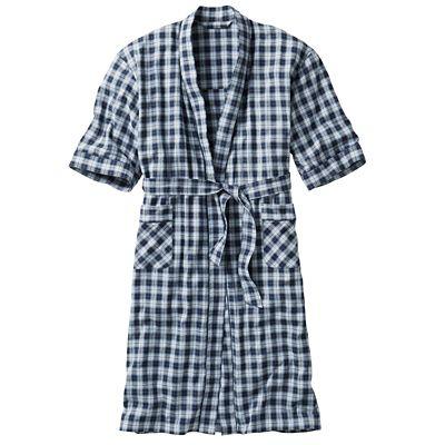 Men's Always Saturday Flannel Robe