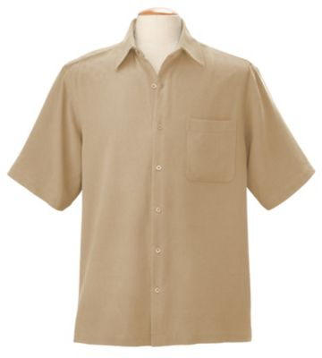 Men's Short-Sleeve Sedona Silk Shirt