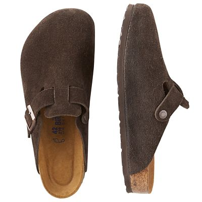 Men's Birkenstock Boston Soft Footbed Clogs
