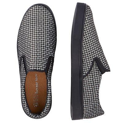 Bernie Mev Vernon Slip-On Shoes