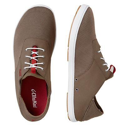 Nohea Moku Lace-Up Shoes