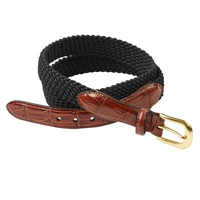 Brant Point Braided Belt