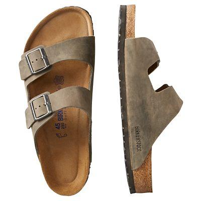 Birkenstock Oiled-Leather Arizona Sandals