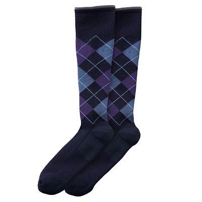 Sockwell Elevation Argyle Compression Socks