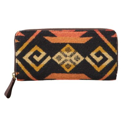 Pendleton Zip-Around Clutch Wallet