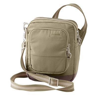 Pacsafe Citysafe LS75 RFID Crossbody Travel Bag