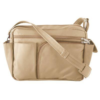 BeSafe Large RFID Shoulder Bag