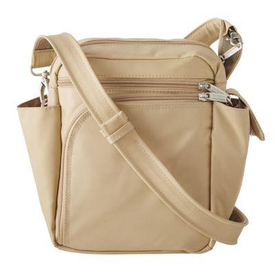 BeSafe Medium RFID Shoulder Bag