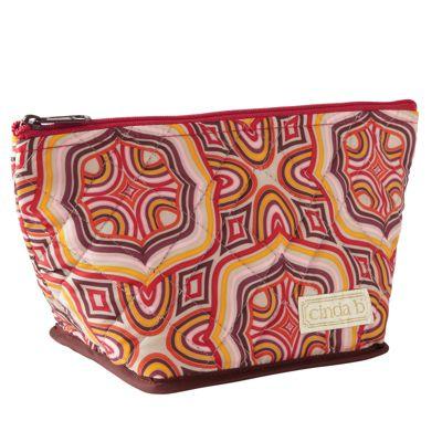 Cinda B Cosmetic Bag