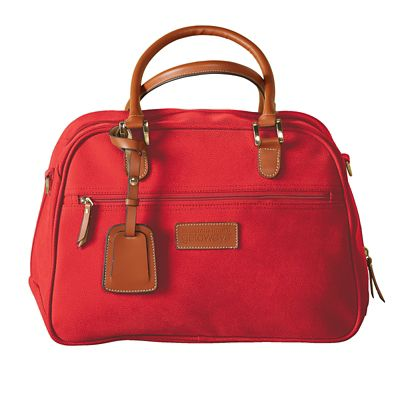 Samantha Brown Getaway Transit Satchel