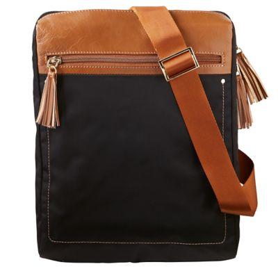 Samantha Brown RFID-Blocking Large Crossbody Bag