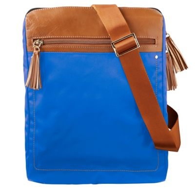 Samantha Brown RFID-Blocking Large Crossbody Bag
