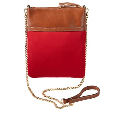 Samantha Brown RFID-Blocking Mini Crossbody Bag