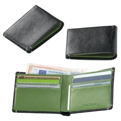 RFID-Blocking Bifold Wallet