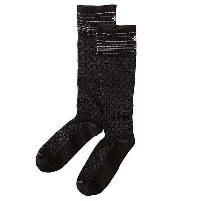 Sockwell Floral Pindot Compression Socks