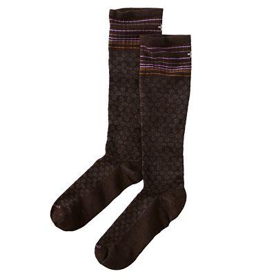 Sockwell Floral Pindot Compression Socks