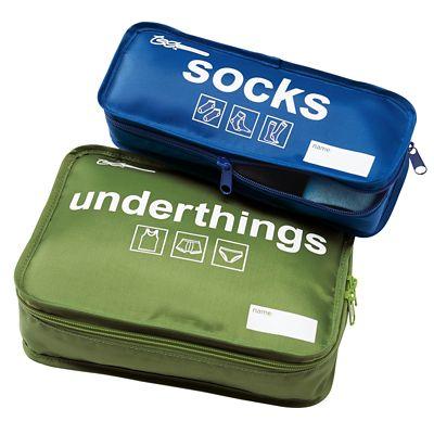 Set of 2 TSO Socks/Underthings Cubes