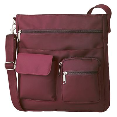 FlyAway Anti-Theft Crossbody Bag