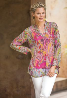 Solola Tunic Outfit