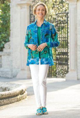 Florenza Burnout Big Shirt Outfit