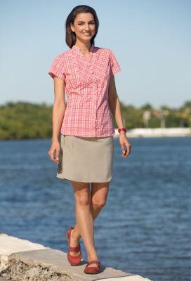 Craghoppers Karina Camp Shirt Outfit