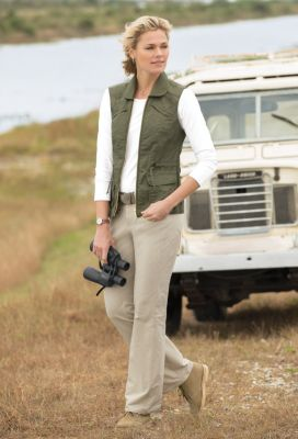 Serengeti Vest Outfit