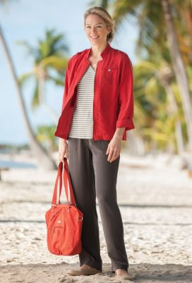 Tencel Jacket Outfit
