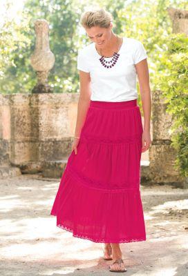 Sabrina Strech Tee Outfit