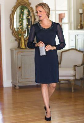 Gigi Embellished Dress Outfit
