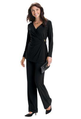 Original Fit Voyager Knit Helena Pants Set Outfit