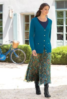 Chaumont Cardigan Outfit