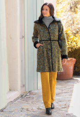 ExOfficio Rozeta Coat Outfit