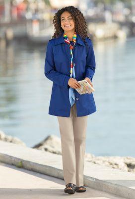 Carolina Raincoat Outfit
