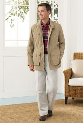 Timberline Madras Short-Sleeved Shirt Outfit